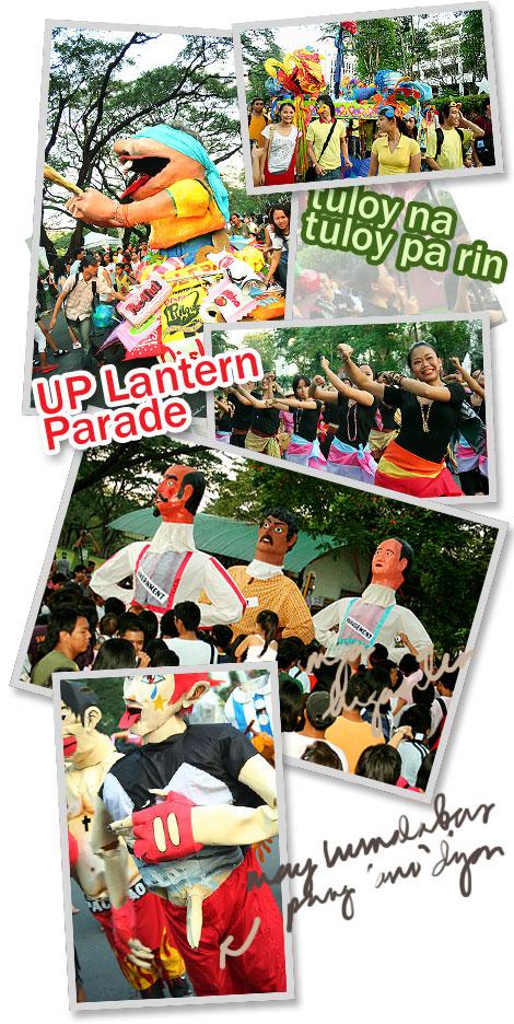 UP Lantern Parade 2006