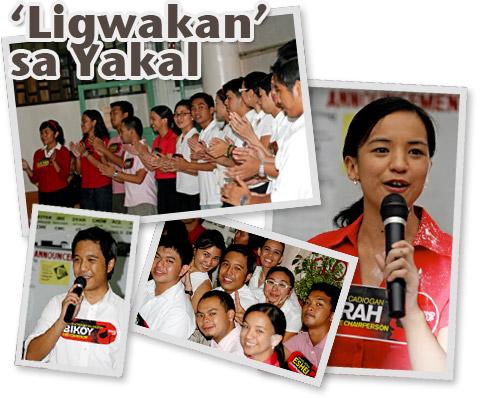 Ligwakan sa Yakal 2008
