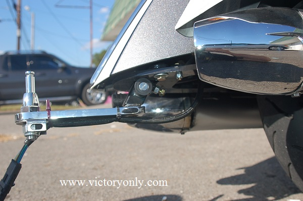 Hitch Pin Victory Cross Country Roads Victory Motorcycle