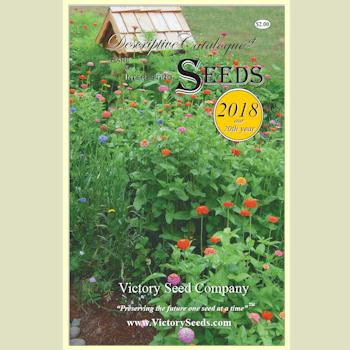 The 2018 Victory Seed Company Annual Catalog - Celebrating 20 years