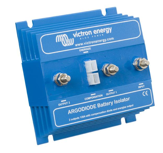 Argo Diode Battery Isolators - Victron Energy