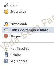 Facebook - Linha do Tempo 03