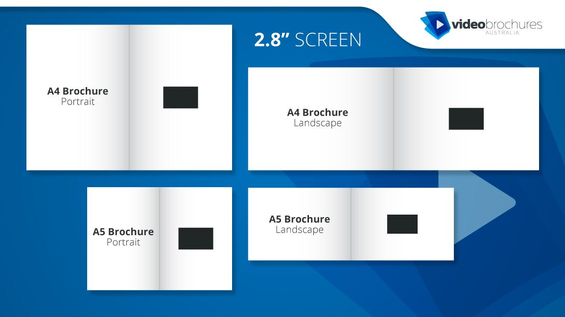 Video Brochures Australia LCD Video Brochure LCD Greeting Card