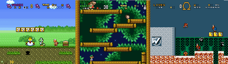 The Best Super Mario World Hacks You've Never Played