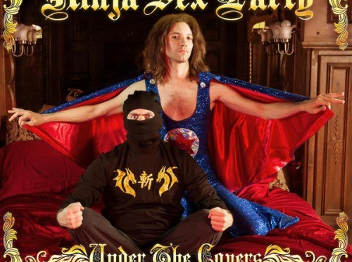 Ninja Sex Party 'Under the Covers' drops today!
