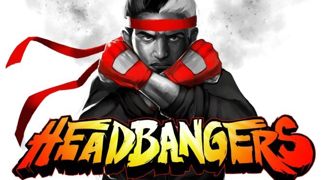 A_Rival - HeadBangers - Street Fighter Remixes by GameChops