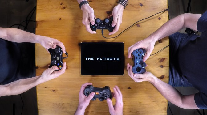 Take a Break with the GamePad Song