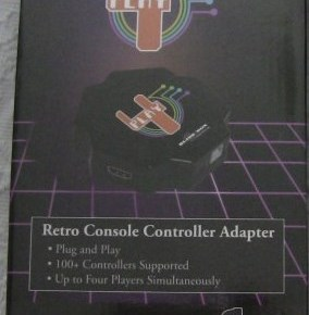 4-Play Controller Adapter barebones kit