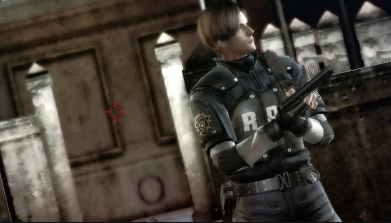 Leon S Kennedy Hd Wallpaper Resident Evil The Darkside Chronicles Characters List