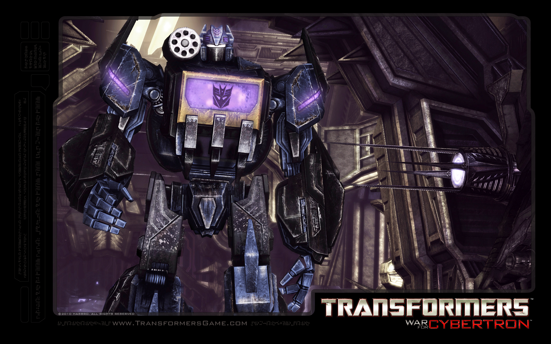 Transformers Fall Of Cybertron 4k Wallpaper Transformers War For Cybertron Wallpaper