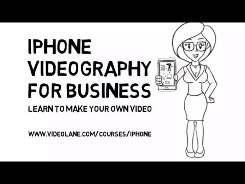 iPhone Videography for Business [Live Webinar]