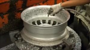 Πως κατασκευάζονται οι ζάντες αλουμινίου