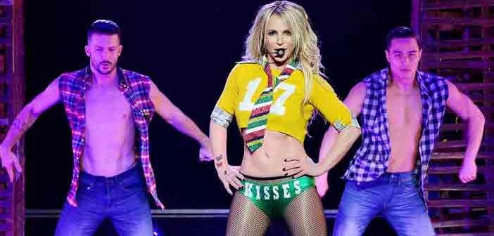 """Britney Spears """"Glory""""  è un nuovo flop? (ascolta tutto)"""