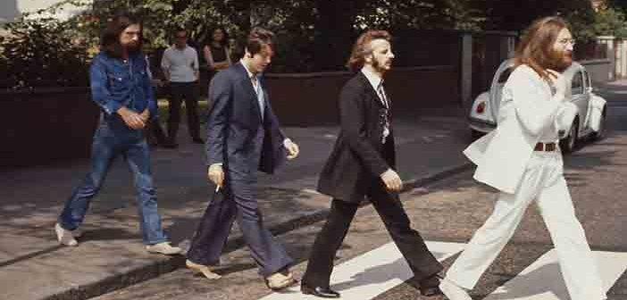 The Beatles Abbey Road: 47 years today!
