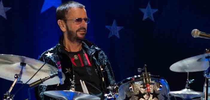 Ringo Starr nuovo brano per la Giornata Internazionale della Pace