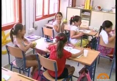 Educación adjudica la obre del plan OLA donde se encuentra el comedor escolar del Colegio Palenque