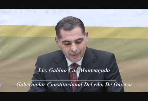 Instala Gabino Cué Consejo Consultivo de las Infraestructuras