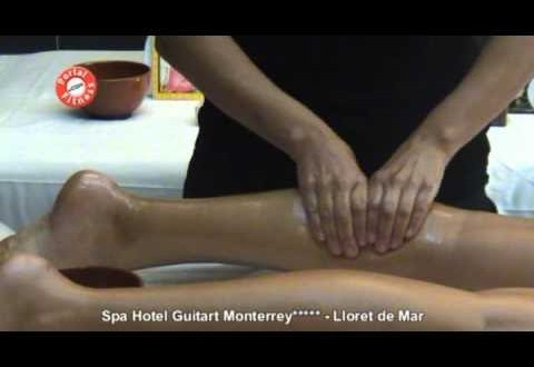 Demostración de Masaje de Terapia Ayurveda Parte II