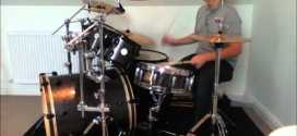 Atreyu You Give Love a Bad Name Drum Cover HD