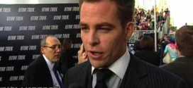 Star Trek Movie Chris Pine Zachary Quinto Eric Bana