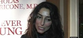 Estella Warren Necar Zadegan Jason London Dr Perricone s Book Launch