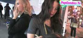 Rachel Nichols at Voyeur in West Hollywood