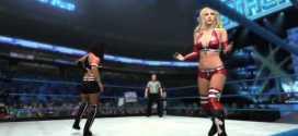 Michelle McCool Finisher WWE 12