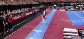 Chellsie Memmel Vault 2008 Olympic Trials Day 2