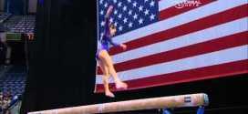 Alicia Sacramone Balance Beam 2010 Visa Championships Women Day 1