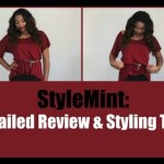 StyleMint My Picks Detailed Review Plus Styling Tips