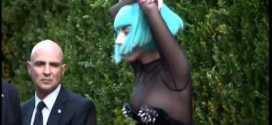 Lady Gaga s latest fashion shock