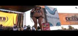 Vanessa Tello en Bikini El mejor culo del Perú