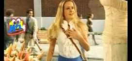 Julieta Prandi comercial de TV septiembre 2009 NO Jessica Cirio