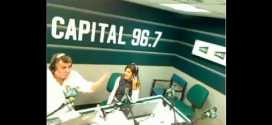 1 TILSA LOZANO EN RADIO CAPITAL 96 7