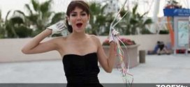 Victoria Justice Zooey December January 2011