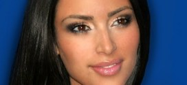 Kim Kardashian Photoshop Makeover
