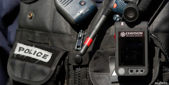 EXAVISION, des caméras embarquées pour la police