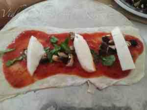 Pizza Puffs Arrangements