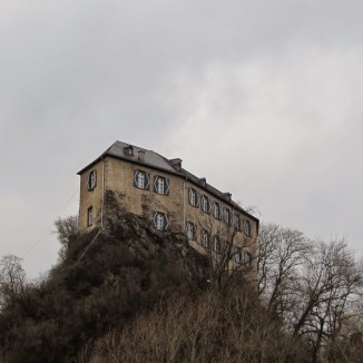 Burg bei Kreuzberg