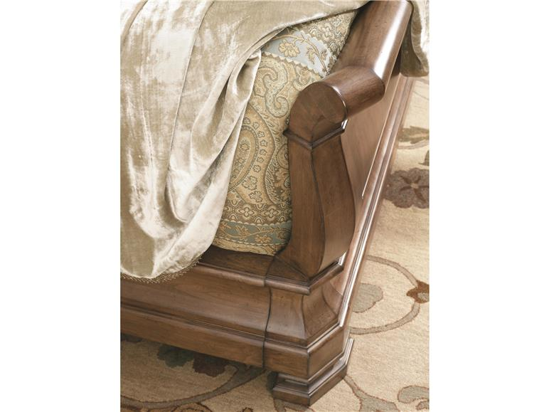Universal Furniture New Lou Louie P39s Sleigh Bed King