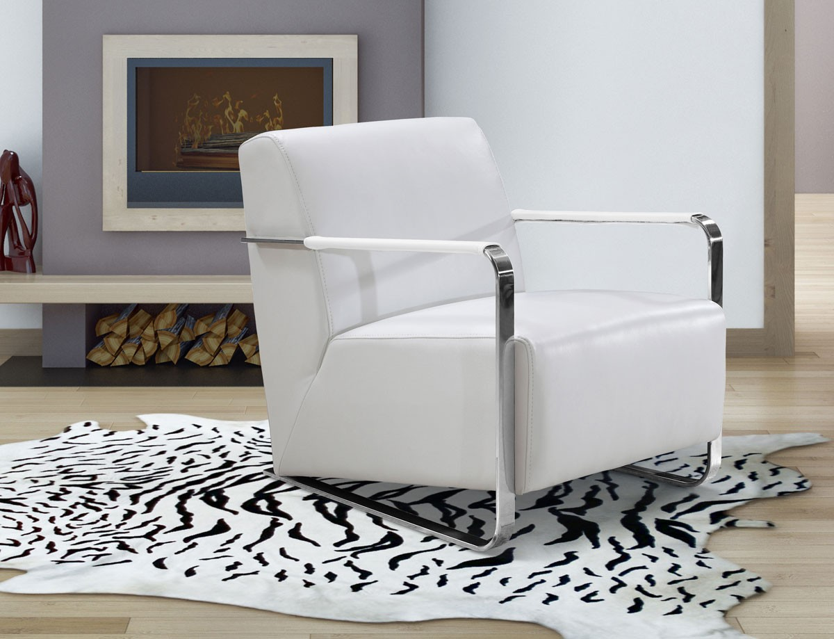 Fullsize Of Contemporary Leather Lounge Chair