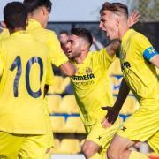 El Juvenil A del Villarreal pren aventatge a Gijón amb un gol de Pablo Álvarez (0-1)