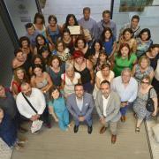 Diplomats els 24 alumnes del Taller d'Ocupació