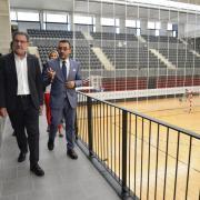 """Vila-real i l'UJI treballaran """"de la mà"""" per apropar titulacions universitàries al Centre de Tecnificació Esportiva"""