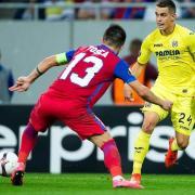 El Villarreal suma un punt a Bucarest després d'un mal partit i ja és líder del seu grup a l'Europa League (1-1)