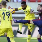 El Villarreal és víctima dels seus propis errors i es deixa remuntar a Eibar (2-1)