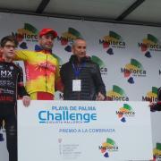Mora, guanyador de la combativitat en el podi de la Challenge de Mallorca