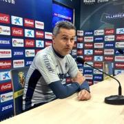 Escribá assegura que vol passar pàgina i centrar-se en el partit contra l'Osasuna