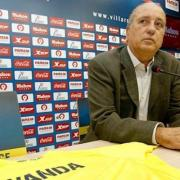 El Villarreal manifesta el seurespecte pel col·lectiu arbitral en un escrit signat per Roig