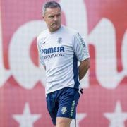 """Escribá diu que el partit contra el Sporting de Gijón """"hem de viure-ho com si fóra una final"""""""